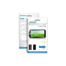 Jekod kijelző védőfólia törlőkendővel Nokia Asha 500-hoz* mobiltelefon előlap