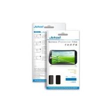 Jekod kijelző védőfólia törlőkendővel Samsung i9260 Galaxy Premier-hez* mobiltelefon előlap