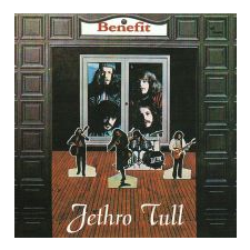 Jethro Tull Benefit (CD) rock / pop