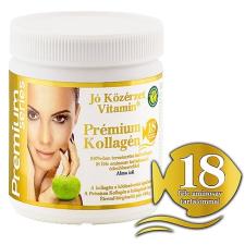 Jó Jó közérzet vitamin® premium series prémium kollagén, alma ízű 150g táplálékkiegészítő