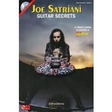 Joe Satriani idegen nyelvű könyv