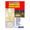 Johannesburg & Northern Suburbs atlasz - Map Studio