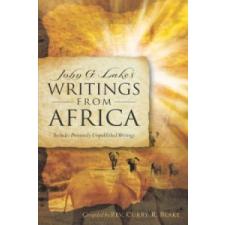 John G. Lake's Writings From Africa – Curry,R Blake idegen nyelvű könyv