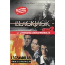 John Woo Blackjack / Leszámolás felsőfokon (DualDVD) akció és kalandfilm