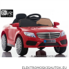 Joko Elektromos Kisautó Mercedesre hasonlító-Piros