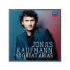 Jonas Kaufmann 50 Great Arias (CD)