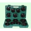 Jonnesway Tools Olajszűrő leszedő kupak klt. 15 db-os (AI050004)