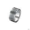 JOOP férfi gyűrű nemesacél ezüst / Fekete Ryan JPRG10606A 61 (19.4 mm Ă?)