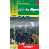 Julische Alpen turistatérkép - f&b WK 141