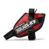 Julius-K9 IDC powerhám, piros Mini (16IDC-R-M)