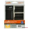 Jupio Nikon EN-EL15 1700mAh akkumulátor és USB Single Charger Kit
