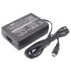 JVC AP-V15E Hálózati töltő tápegység, adapter JVC utángyártott (AP-16U)
