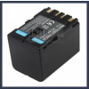 JVC GR-D91 7.2V 3400mAh utángyártott Lithium-Ion kamera/fényképezőgép akku/akkumulátor
