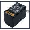 JVC GZ-HD300REK 7.4V 3000mAh utángyártott Lithium-Ion kamera/fényképezőgép akku/akkumulátor
