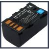 JVC GZ-HD6EX 7.4V 2500mAh utángyártott Lithium-Ion kamera/fényképezőgép akku/akkumulátor