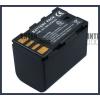JVC GZ-HD7EK 7.4V 3000mAh utángyártott Lithium-Ion kamera/fényképezőgép akku/akkumulátor