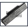 K72F Series 6600 mAh 9 cella fekete notebook/laptop akku/akkumulátor utángyártott