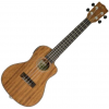 Kala Solid Mahogany Concert Ukulele with Cutaway EQ and Case