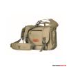 Kalahari Fotós táska ORAPA K-22 vászon oldaltáska, válltáska khaki színben