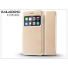 Kalaideng Apple iPhone 6 Plus flipes tok - Kalaideng Sun Series View Cover - golden