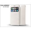 Kalaideng Apple iPhone 6 Plus flipes tok - Kalaideng Sun Series View Cover - white