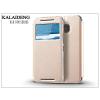 Kalaideng HTC One M9 flipes tok - Kalaideng Sun Series View Cover - golden