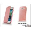 Kalaideng Samsung i8260 Galaxy Core flipes tok - Kalaideng Enland Series - pink