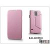 Kalaideng Samsung SM-G900 Galaxy S5 flipes tok - Kalaideng Swift Series - pink