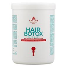 Kallos KJMN Hair Pro-tox hajpakolás keratinnal, kollagénnel és hialuronsavval, 1 l hajápoló szer