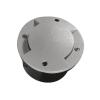 KANLUX 7281 ROGER DL szürke talajba süllyesztett lámpa 12LED IP66 1W