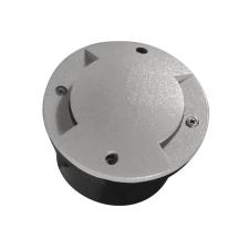 KANLUX 7281 ROGER DL szürke talajba süllyesztett lámpa 12LED IP66 1W kültéri világítás