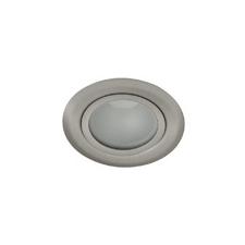 KANLUX Bútorba építhető lámpa, Gavi, G4 izzóhoz, matt króm világítás