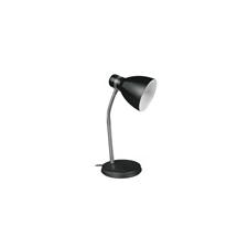 KANLUX Íróasztali lámpa Zara E14 - 40W - fekete világítás