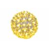 Karácsonyi dísz - Karácsonyi LED gömb - 12 cm