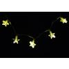 Karácsonyi világítás - csillag- meleg fehér