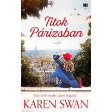 Karen Swan Titok Párizsban irodalom