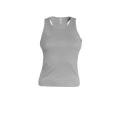 KARIBAN női trikó, világosszürke (Kariban női trikó, világosszürke)