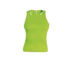 KARIBAN női trikó, zöld (Kariban női trikó, zöld)