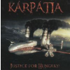 Kárpátia Justice For Hungary! (CD)