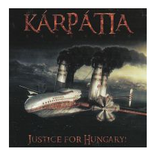 Kárpátia Justice For Hungary! (CD) rock / pop