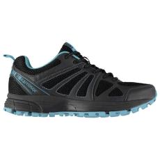 Karrimor női futócipő - Karrimor Caracal Ladies Trail Running Shoes Black Blue