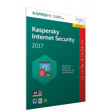 Kaspersky Internet Security 2017 3PC Multidevice (3 User/1 Year) KL1941OBCBR karbantartó program