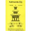 Kathmandu City térkép - Schneider Trekking