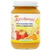 Kecskeméti tejszármazékmentes alma-sárgarépa zabpehellyel bébidesszert 6 hónapos kortól 190 g