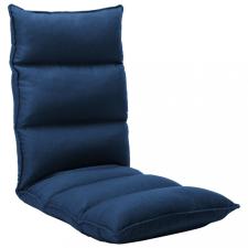 Kék összecsukható szövet padlómatrac bútor