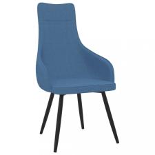 Kék szövet kanapészék bútor