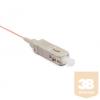 KELine PIGOM3-SC-020 SC pigtail, OM3 50/125 μm, 2 méter