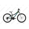 """KELLYS Kiter 50 2017 24""""-os gyerekkerékpár 21 seb. Shimano TX35 váltó, aluminium váz, teleszkóp, fekete"""