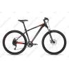 """KELLYS Spider 10 Black 2018 27,5"""" MTB kerékpár 24 fok. Altus váltó, hidr. tárcsafék, SR villa, 17,5"""""""