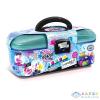 Kensho Canal Toys: 5 Darabos Fürdőgolyó Bőröndben (Kensho, K-BBD004)